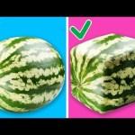 15 UNBELIEVABLY EASY WATERMELON HACKS