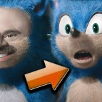 Fixing Sonic in Photoshop