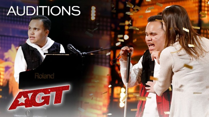 Golden Buzzer: Kodi Lee Wows You With A Historical Music Moment! – America's Got Talent 2019