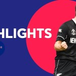 India vs New Zealand – Match Highlights | ICC Cricket World Cup 2019