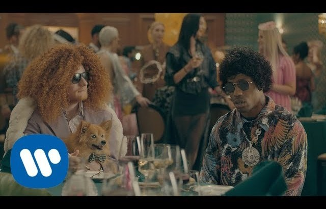 Ed Sheeran & Travis Scott – Antisocial [Official Video]