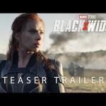 Marvel Studios' Black Widow – Official Teaser Trailer