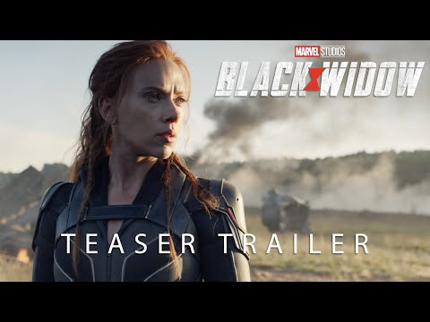 Marvel Studios' Black Widow – Official Teaser Trailer