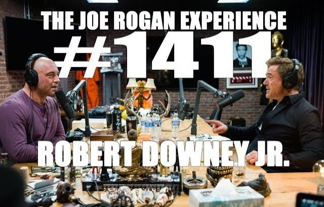 Joe Rogan Experience #1411 – Robert Downey Jr.