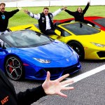 Lamborghini Race, Winner Keeps Lamborghini