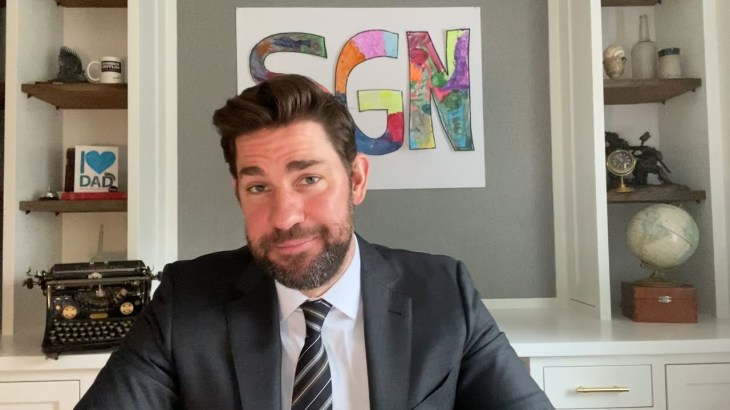 Some Good News with John Krasinski