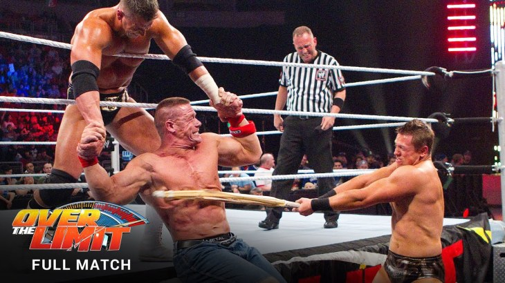 "FULL MATCH – John Cena vs. The Miz – WWE Title ""I Quit"" Match: WWE Over the Limit 2011"
