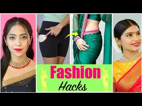 7 Incredible Fashion Hacks & DIY Projects | Anaysa Girls Hacks