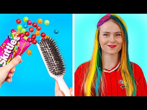GENIUS LIFE HACKS THAT WORK MIRACLES! || School Hacks And Useful Tips by 123 Go! Gold