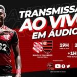 Bangu x Flamengo – Taça Rio (Ao Vivo)