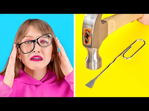 HELPFUL HOME REPAIR AND HOUSEHOLD HACKS || DIY Tricks To Organize Your Home by 123 GO!