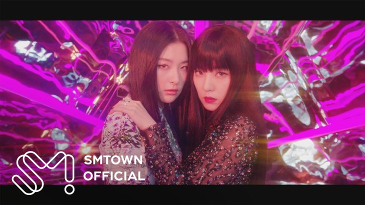 Red Velvet – IRENE & SEULGI 'Monster' MV