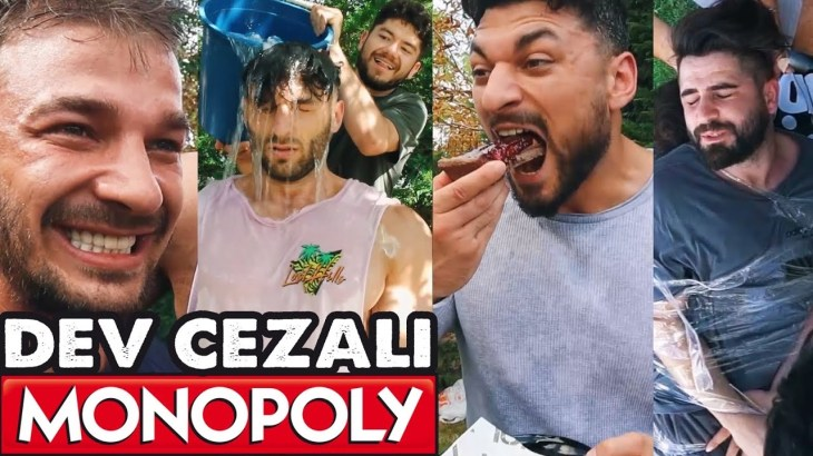 CEZALI DEV MONOPOLY! w/ Shredded Brothers