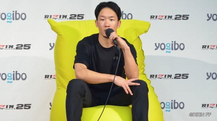 Yogibo presents RIZIN 25 朝倉未来 試合後インタビュー