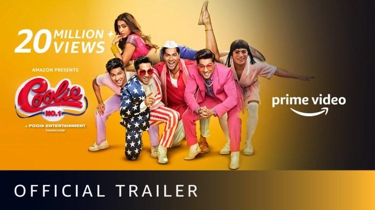 Coolie No. 1 – Official Trailer | Varun Dhawan, Sara Ali Khan | David Dhawan | Amazon Prime Video