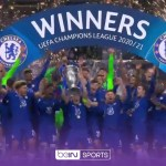 FULL trophy presentation as Chelsea clinch second UCL title | UCL 20/21 Moments