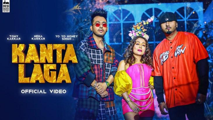 KANTA LAGA – Tony Kakkar, Yo Yo Honey Singh, Neha Kakkar | Anshul Garg | Latest Hindi Song 2021
