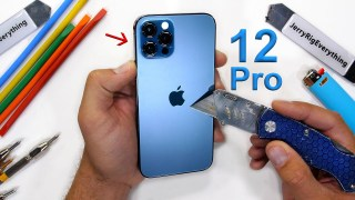 iPhone 12 Pro Durability Test – Is 'Ceramic Shield' Scratchproof?!