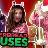 OFFLINETV GINGERBREAD HOUSE CONTEST ft. Michael Reeves LilyPichu Pokimane Scarra DisguisedToast