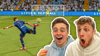Scoring 1 UNBELIEVABLE Goal on Every Fifa from 98-21
