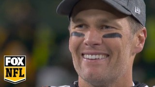 Tampa Bay Buccaneers celebrate punching ticket to Super Bowl LV at Lambeau Field | FOX NFL