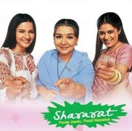 Image result for shararat serial