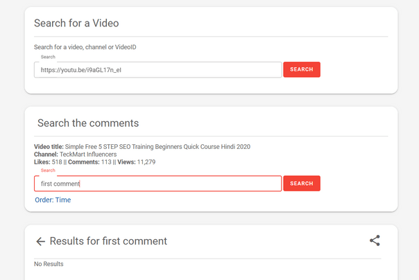 How To Post The First Comment On A YouTube Video? | Youtube Comment Finder
