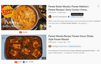 Which Niche Gets More Views On YouTube Cooking Or Gaming?