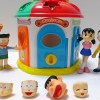 Doraemon toys Wrong Heads Surprise Toys for kids!yupyon