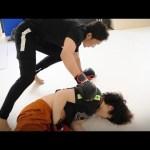 [水溜りボンド]【失神】朝倉未来選手とガチスパーリングドッキリwww