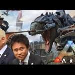 [ホラフキン]もし恐竜世界にダウンタウンがいたら ARKバトロワ編