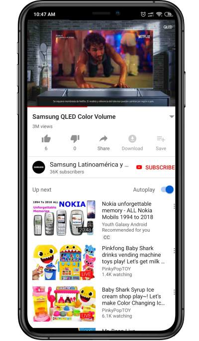 youtube red apk movies
