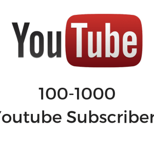 Cheap youtube subscribers