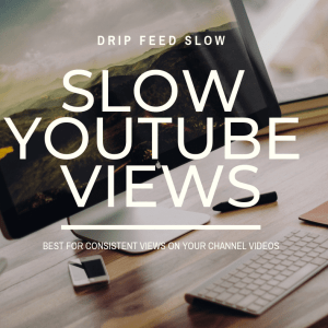 buy slow youtube views