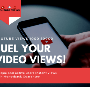 Get Instant youtube views