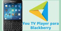 descargar you tv player blackberry apk