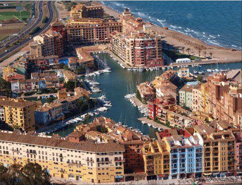 Port saplaya la peque a venecia del mediterr neo - Casas del mediterraneo valencia ...