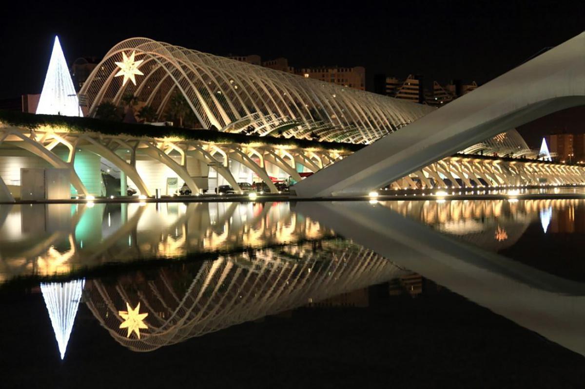 Dibuja la navidad en el concurso de la ciudad de las artes - Actividades navidad valencia ...