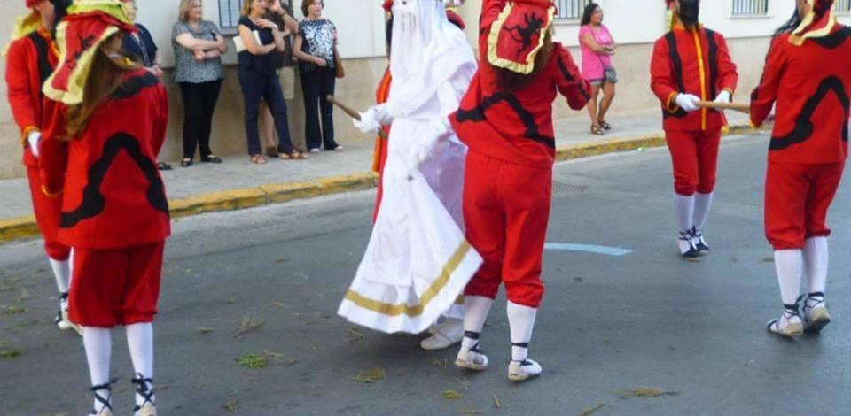 Almàssera se prepara para celebrar el Corpus Christi
