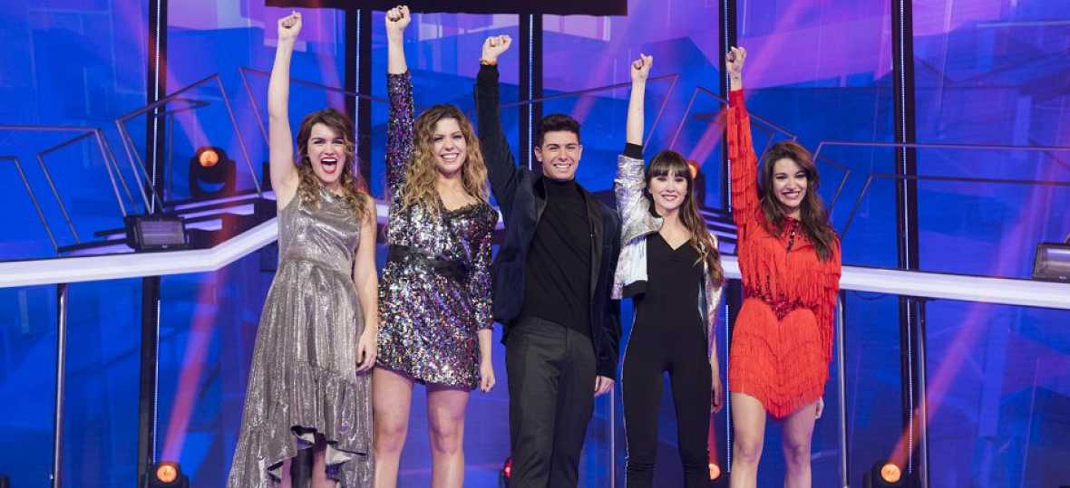 Las 9 canciones que optan a Eurovisión 2018 por España