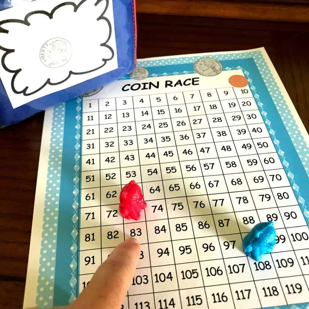 Free Fun Money Game To Practice Coin Recognition And Coin