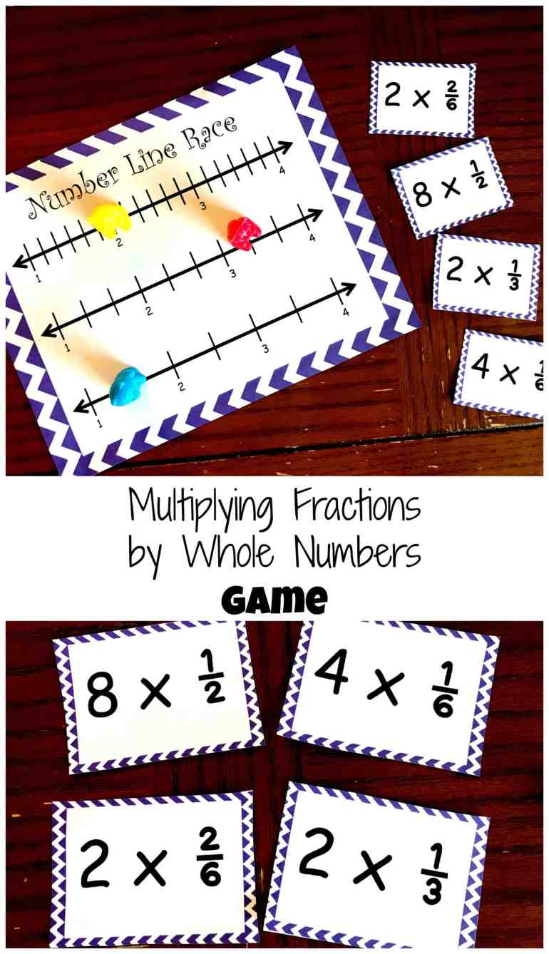 Luscious image throughout dividing fractions games printable