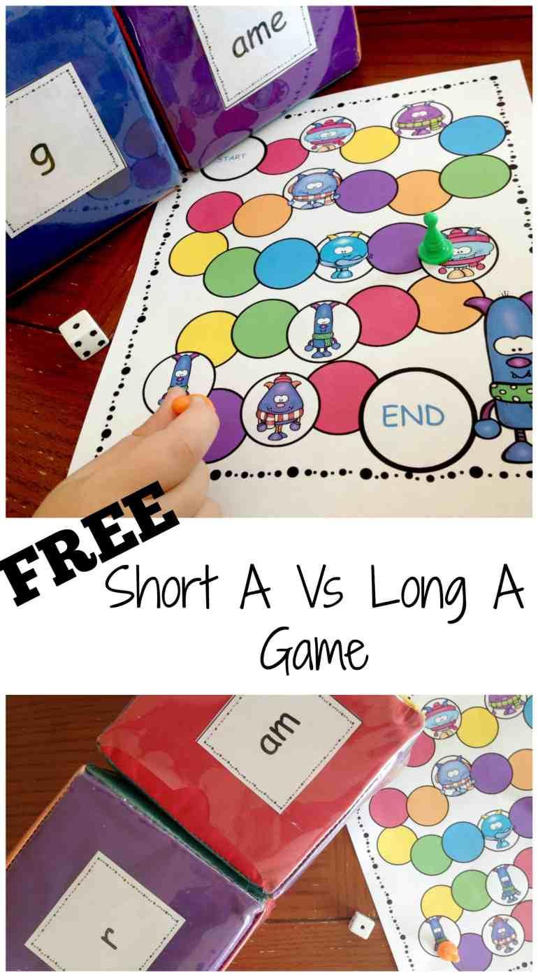 short-a-vs-long-a-game