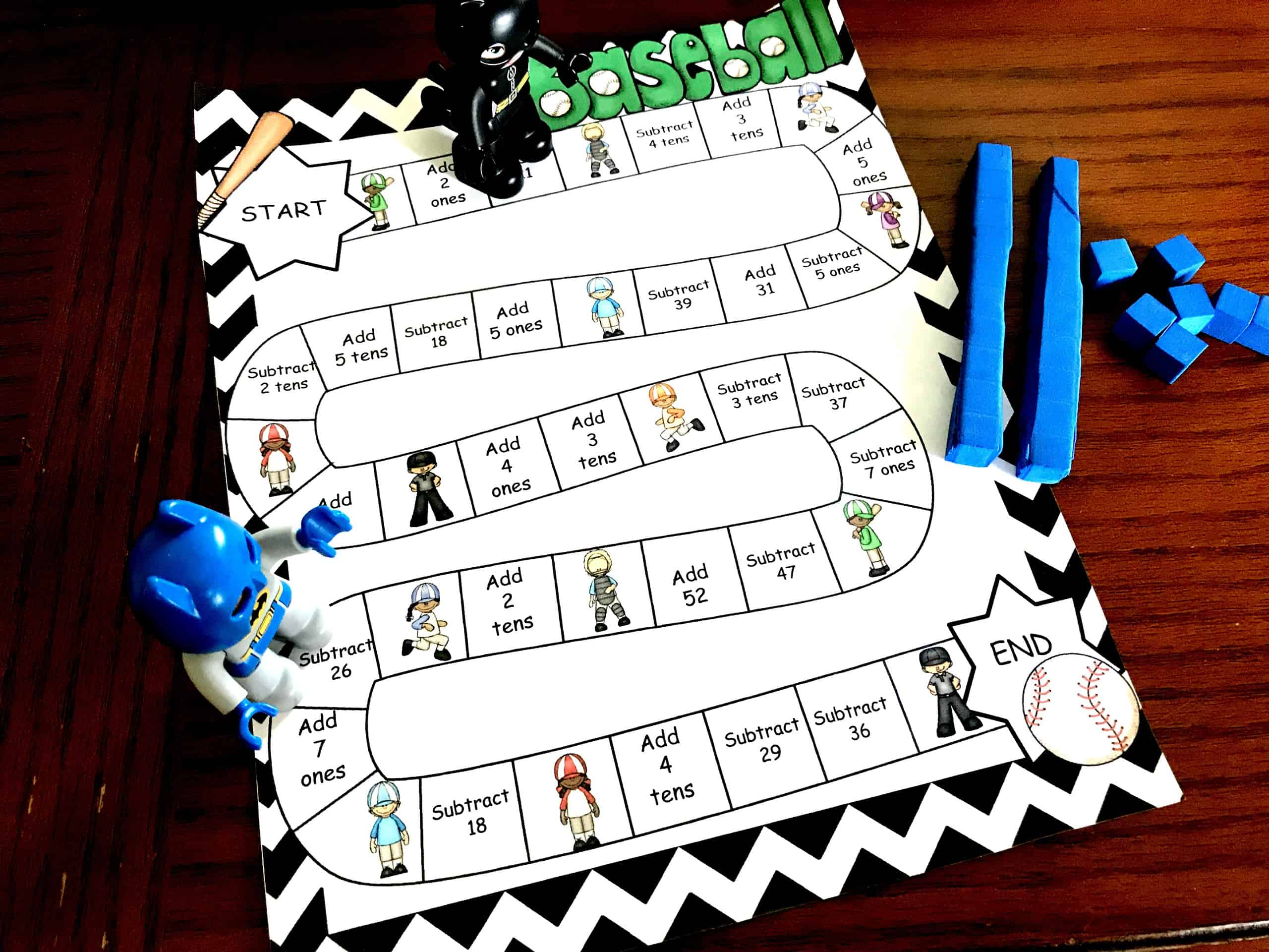 graphic about Subtraction With Regrouping Games Printable named No cost and Interactive Subtraction With Regrouping Activity