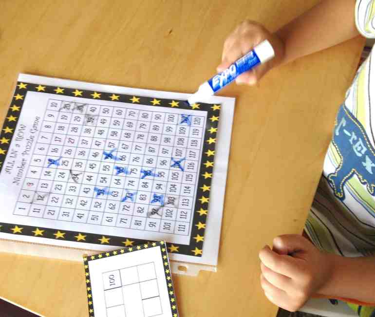 solving number puzzle