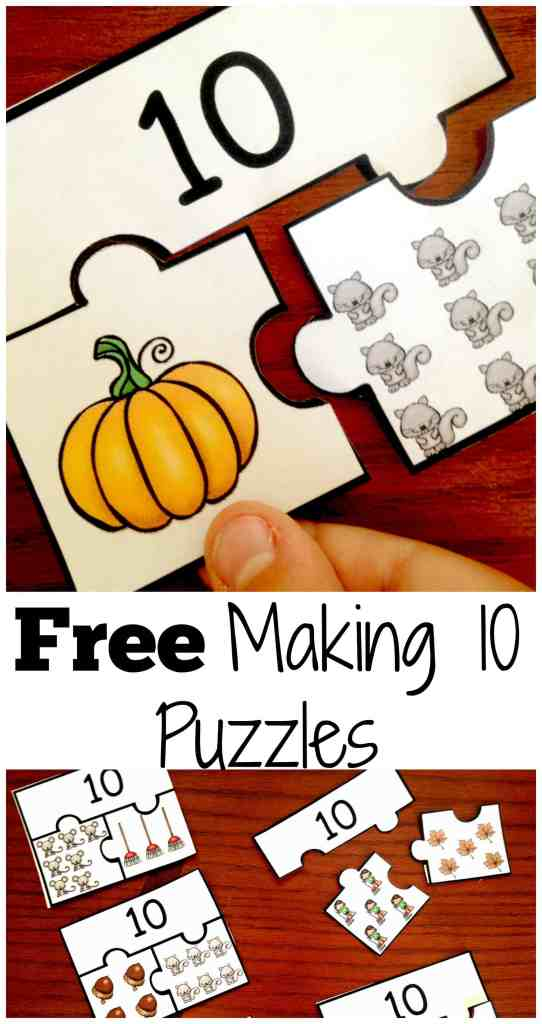 free-making-10-puzzles