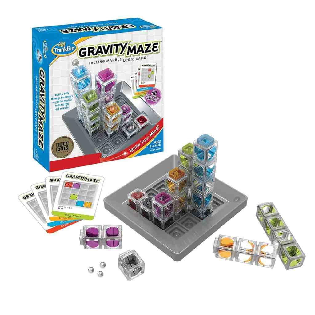 gravity-maze