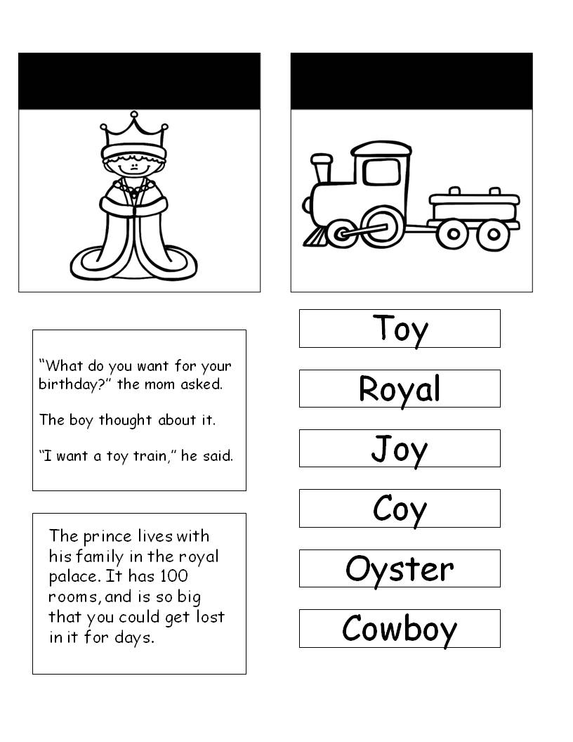 Practice Reading Vowel Digraphs: aw | Decoding, Worksheets and ...