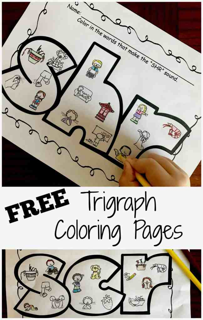 10 Activities for Teaching Trigraphs