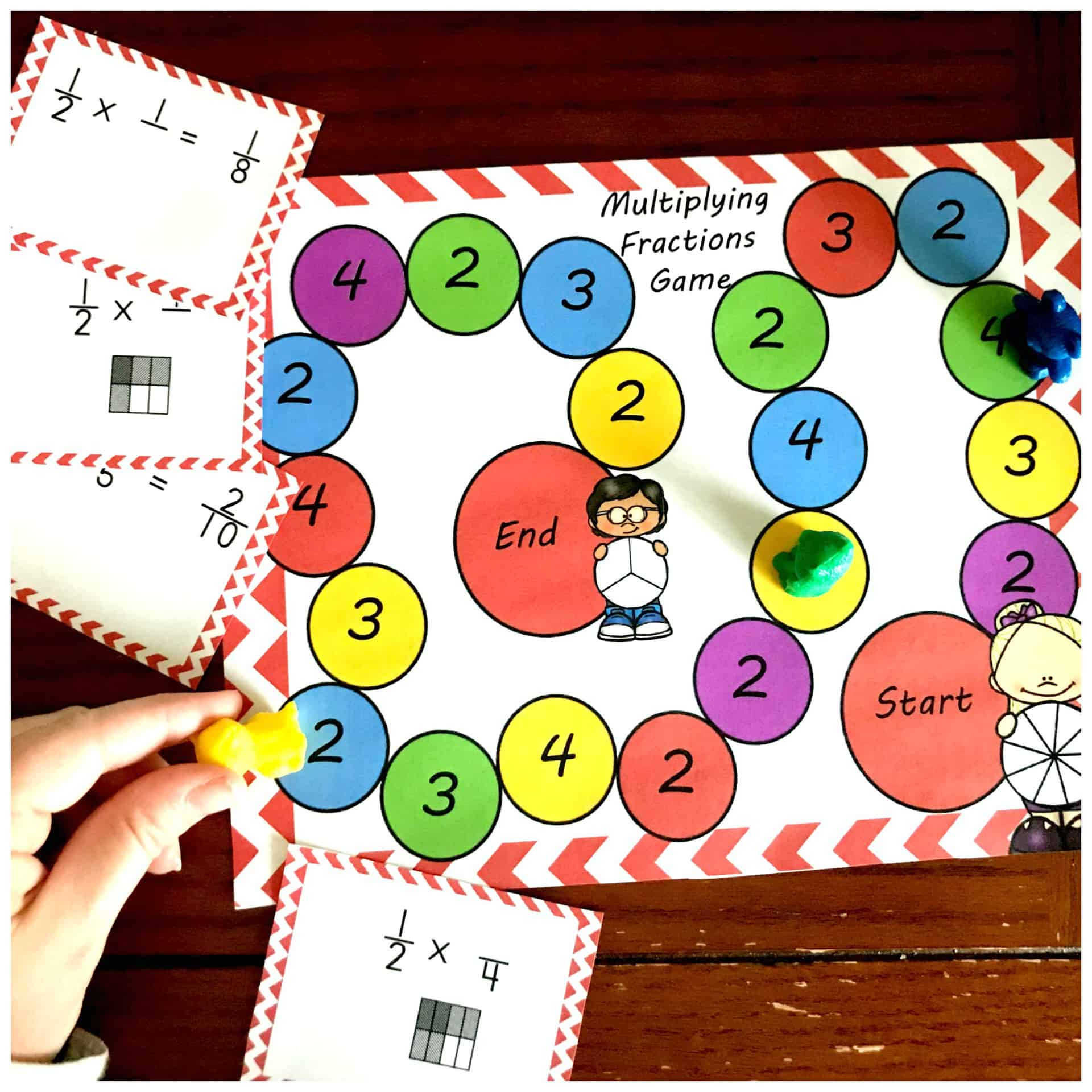 50 Awesome and Fun Math Activities for 3rd, 4th, and 5th